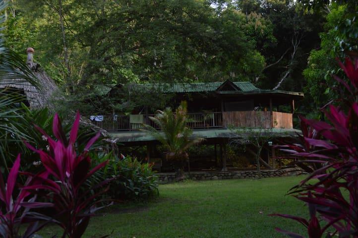 Yumake House in the Sierra Nevada of Santa Marta - Santa Marta - Casa