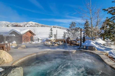 2 BR reduced prices for December!! - Steamboat Springs