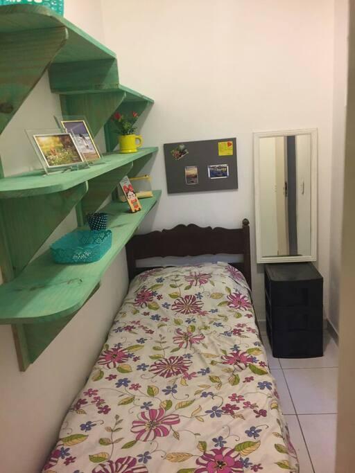 quarto de hóspede