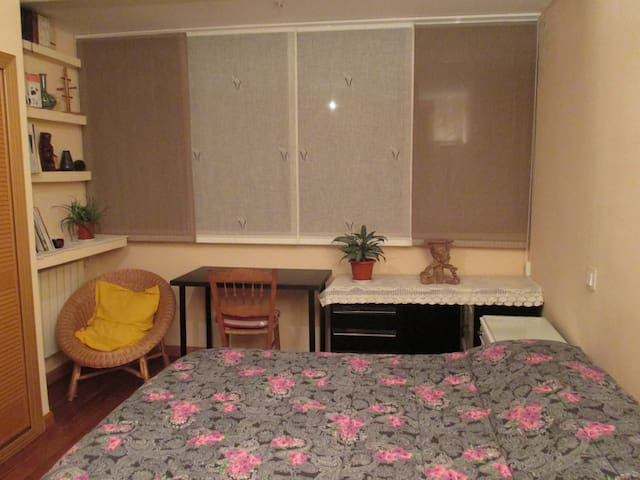 HABITACION DOBLE - Airport pick up available