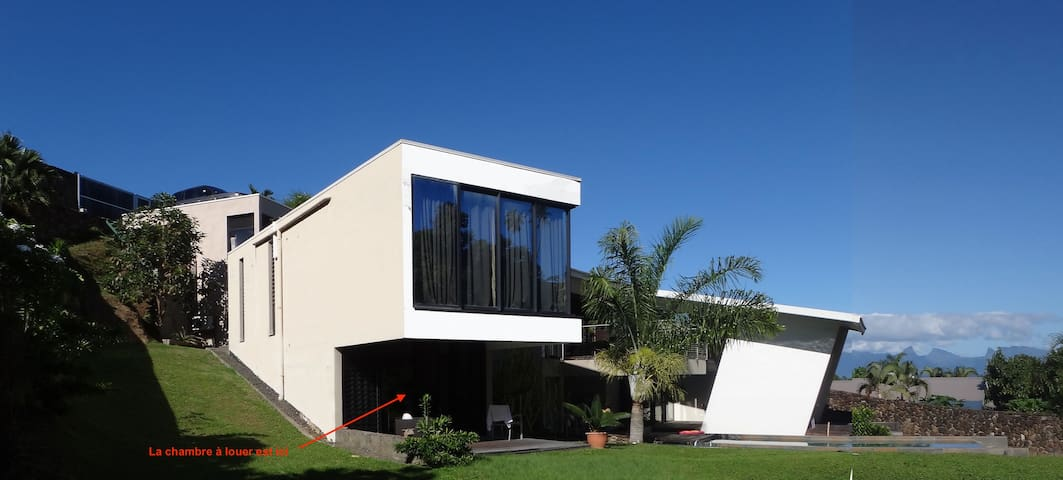 Chambre à Heiri - Fa'a'ā - House