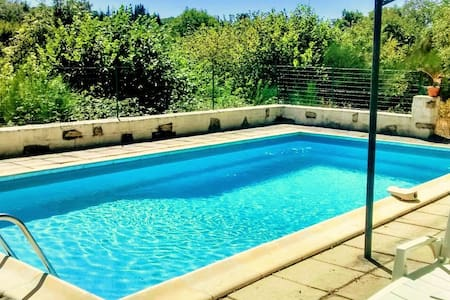 Pretty Limousin gite with private pool. - Châtelus-le-Marcheix