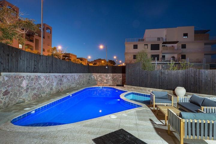 Gefen Luxury Apartment