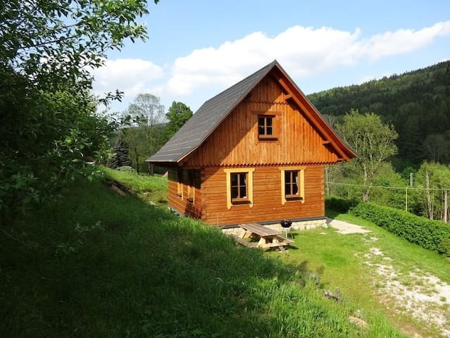 Roubenka - beautiful house - Horní Maršov - Ev