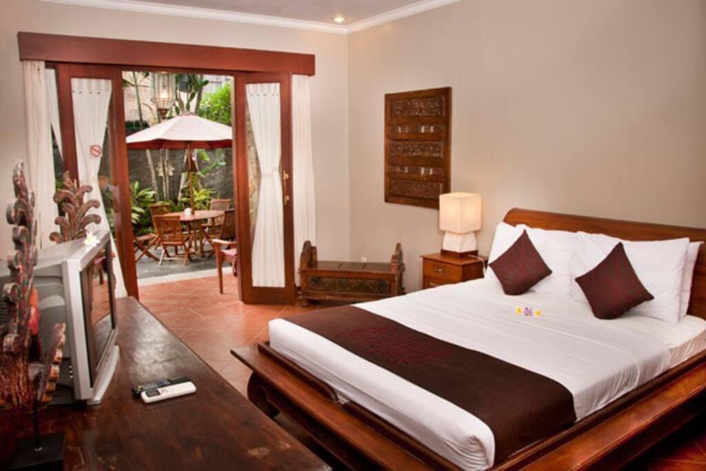 Doubled bedroom type
