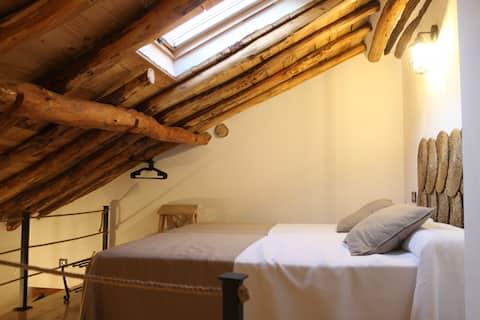 La Maroma ROOMS & VIEWS 2 Two single beds-bathroom