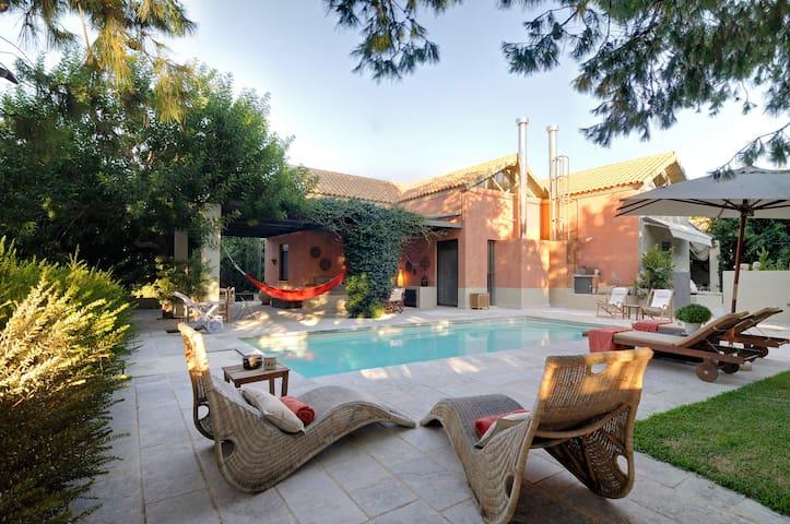 Our Beautiful Homes   Grape House - Argostolion - Casa