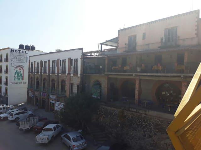 Posada restaurant Aguaje del Moro - jalpan de serra - Andre