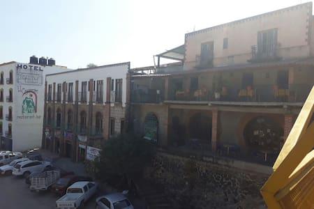 Posada restaurant Aguaje del Moro - jalpan de serra