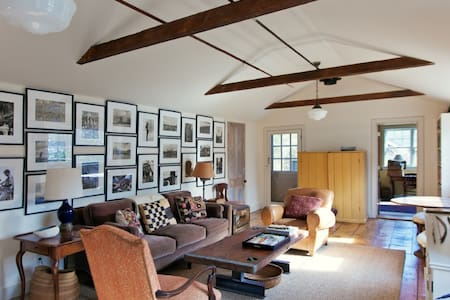 SAG HARBOR VILLAGE: Stylish, Cozy 2-BR Apt - Sag Harbor