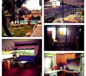 habitacion en casa de campo - Galapagar - Dům