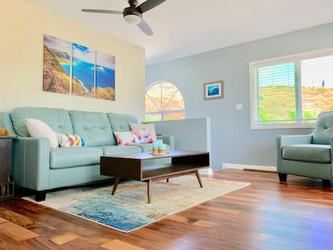 Plumeria - Bright and Cosy 2bd Apt in Honolulu