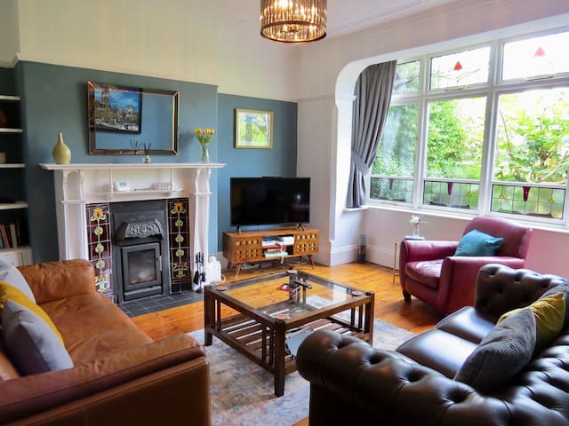 Beautiful Period Property in Leafy Upper Chorlton