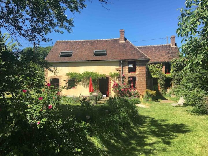 Maison dans petit hameau trés calme