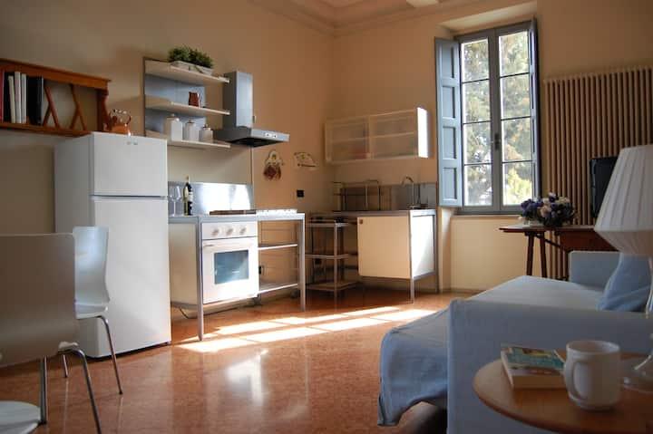 Appartamento in Villa Ottocentesca/Sirio
