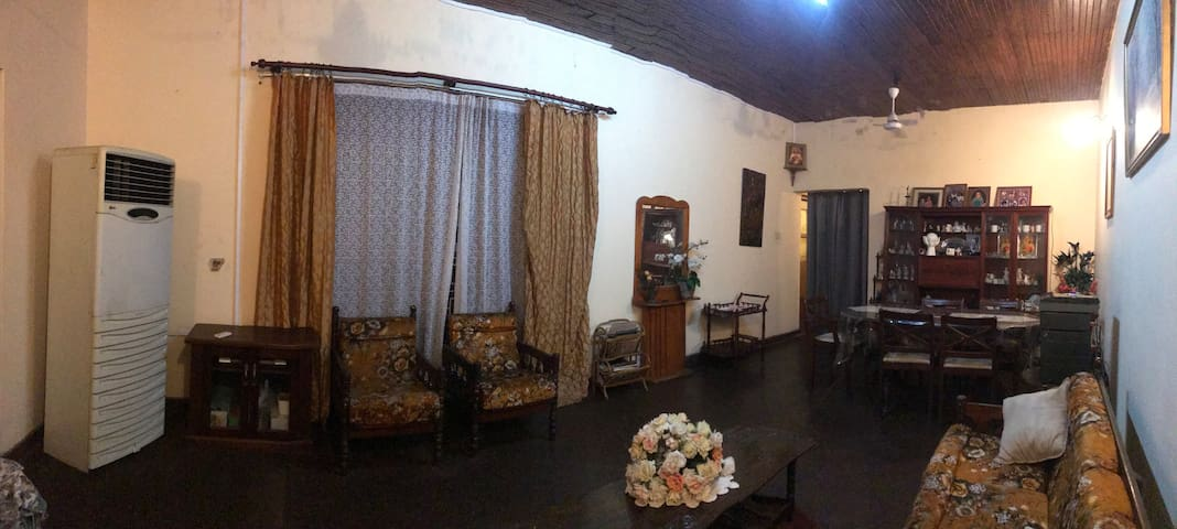 Cozy guest suite in Moratuwa
