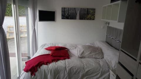 Chambre lumineuse & calme Toulouse Labege St Orens