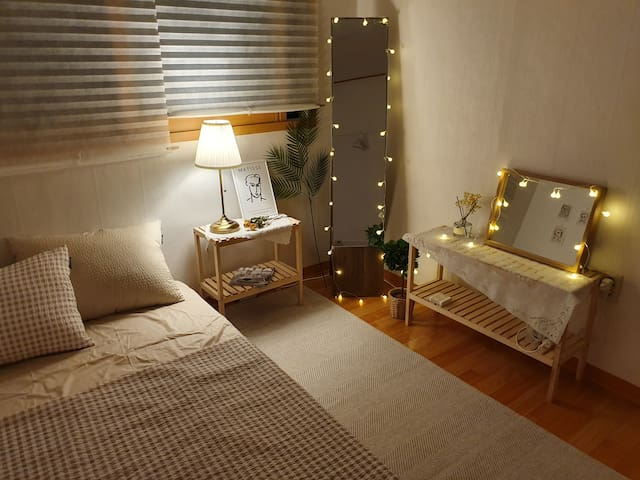 COZY ROOM IN JAMSIL (close to Olympic Stadium)