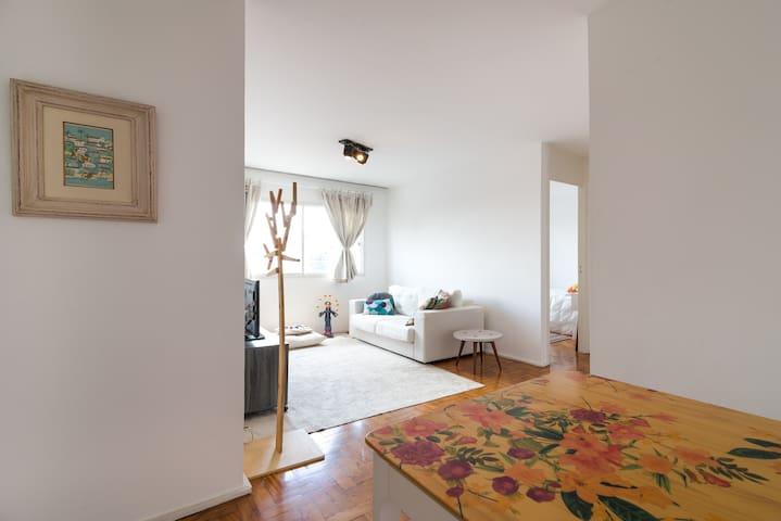 Cozy apt in Vila Madalena - São Paulo - Flat
