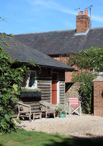 Charming annex in idyllic Firle - West Firle - Apartmen