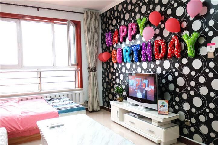西宁喜多屋家庭宾馆套房 - Xining - Apartemen