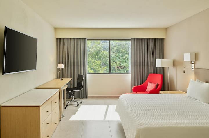 First Class Room Executive Double Bed At Villahermosa