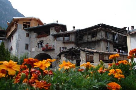 Appartamento a Rango di Bleggio - Balbido-rango - อพาร์ทเมนท์