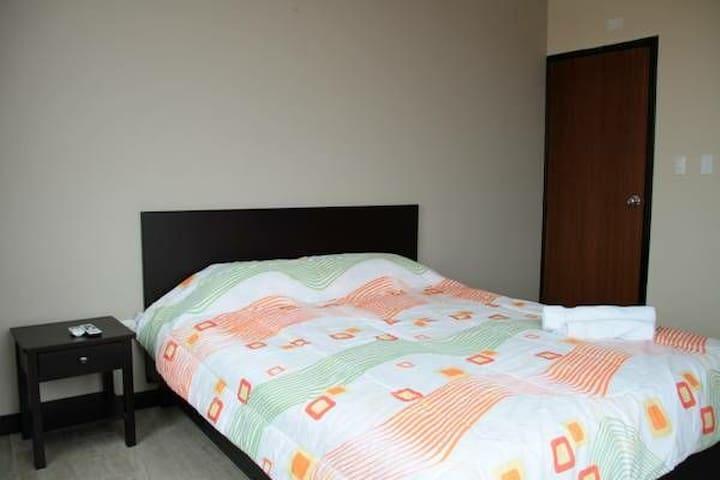Habitaciones con todo incluido en Fogata Hostel