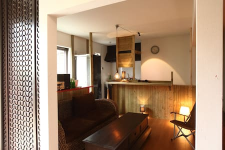2 INDY House single room 個室 駅近で築2年の綺麗なゲストハウスが誕生! - Kamakura-shi