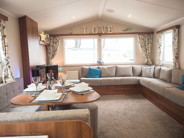 Springfield - Landscove Holiday Park Brixham - brand new static mobile home