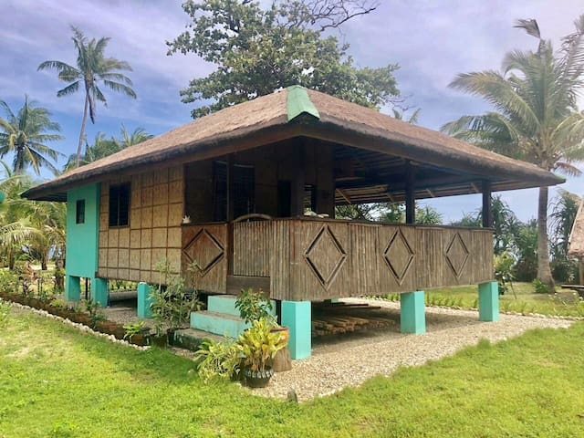 Bamboo Cottage by the Beach