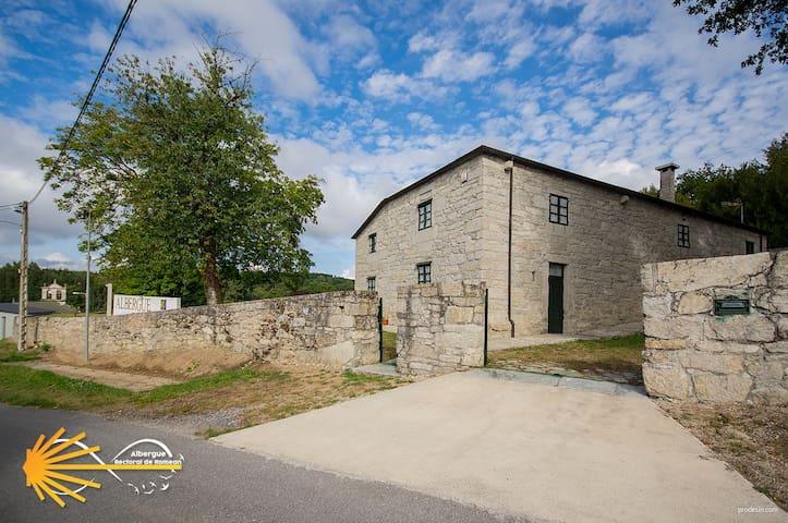 Habitación para una persona en casa rural - Paz