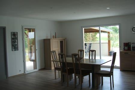 Villa au calme avec piscine chauffée privée - Labastide-Marnhac - 獨棟