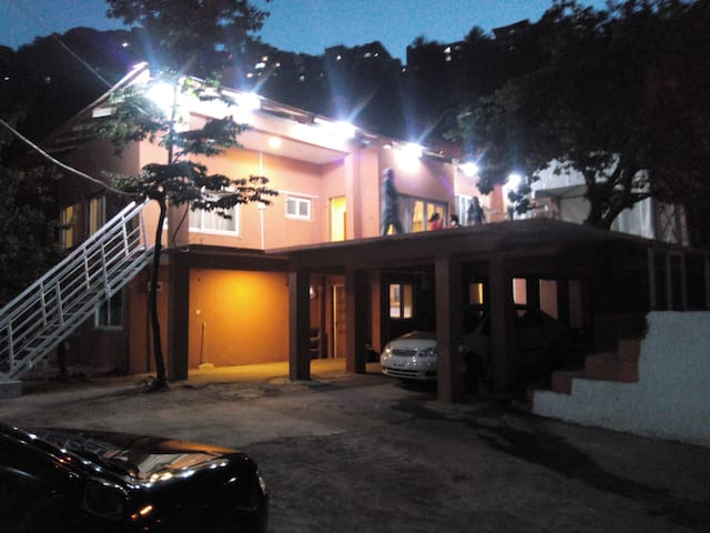 Party Point Guesthouse in Murree