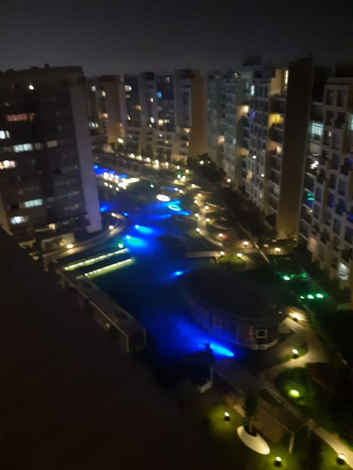 Sinpas Aqua City 2010