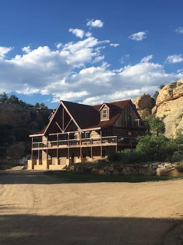 North Creek Retreat - Escalante  - Casa