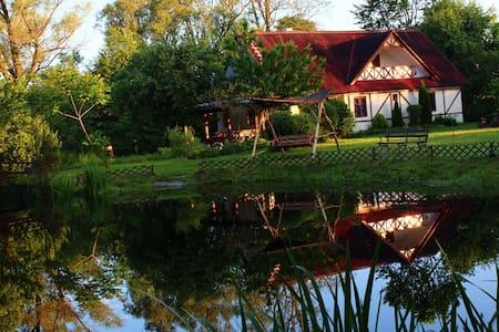 """Агроусадьба """"Олизаров Став"""" - Alizarov Stav - Natur-Lodge"""