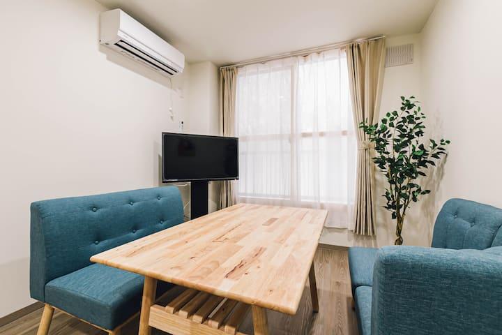 TKD HOUSE ASAHIKAWA 2/free wifi