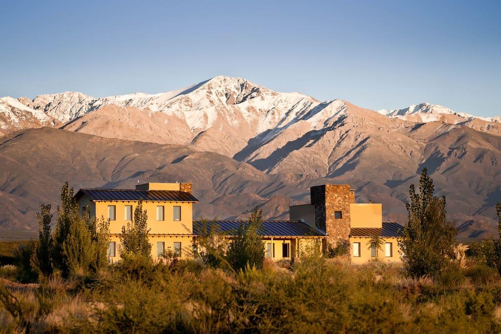 La Morada de los Andes