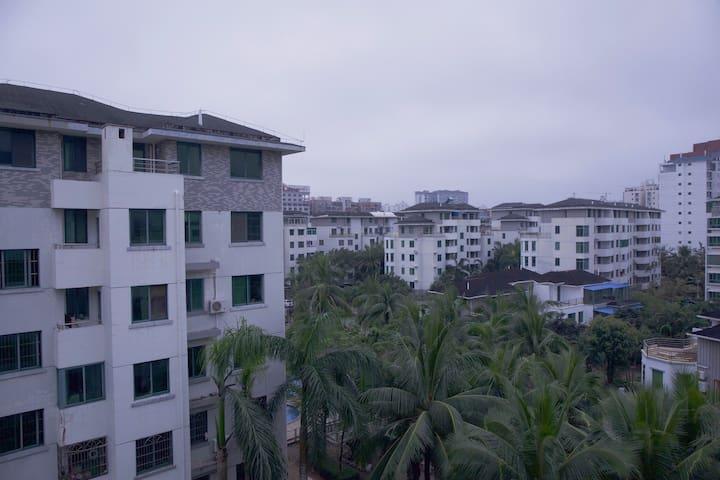琼海碧海苑两厅两卫三卧复式 - Qionghai Shi - Appartamento