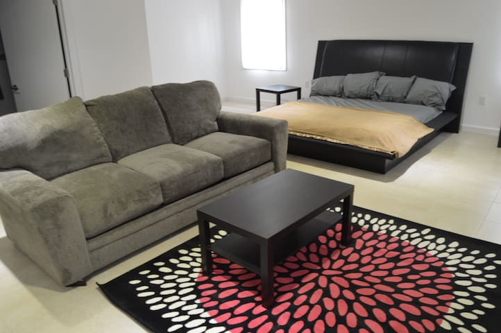 10 minutes from NYC..Cozy Apartment - Jersey City - Daire