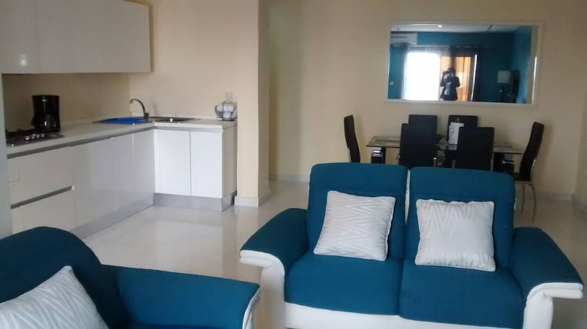 Appartement F3 aux Almadies, aux Embruns, Dakar