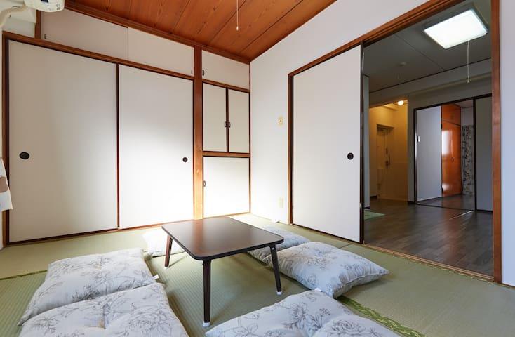 2 separate bedroom in Shibuya - 渋谷区 - Byt