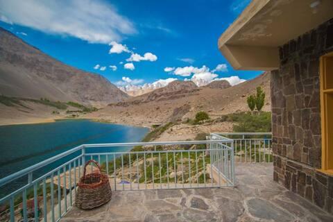 Borith lake hotel & Resort