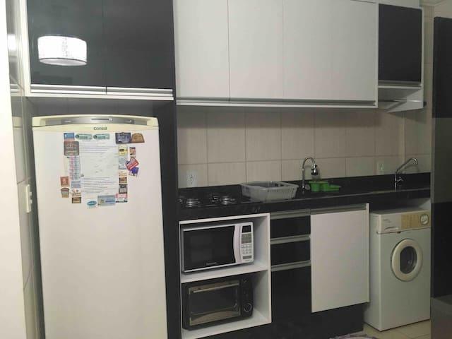 Apartamento em Balneário Camboriú com garagem