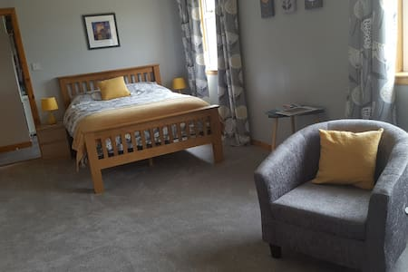Ensuite Spacious double room in kirkwall