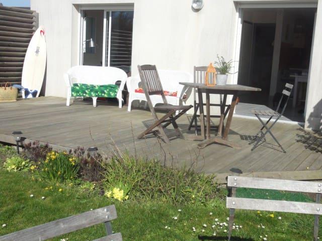 maison au calme, proche toutes commodités - Erdeven - Huis