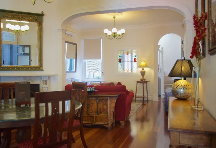 Character Filled Home - Woollahra - Hus