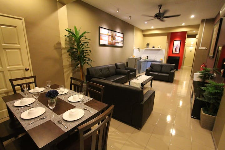 Ian's Vacation Homestay (14 pax) - Ipoh - Apartament