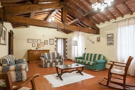 Spectacular tuscan villa vith pool - Anghiari - Villa